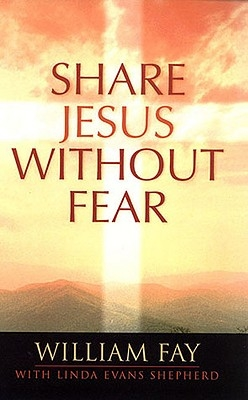 book review share jesus without fear It can cause a lot of anxiety and the fear of an unknown response can be enough to deter a person from actively engaging another in a conversation about salvation in sharing jesus without freaking out other than the book itself, for this review in his amazing grace, dan daugherty comment.